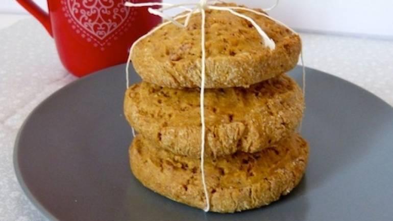 Biscuits végétaliens à la noix de coco – vegan