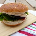 Tasting Good Naturally : Burger Végétalien #vegan