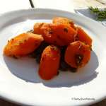 Tasting Good Naturally : Carottes inspirée de Top Chef #vegan