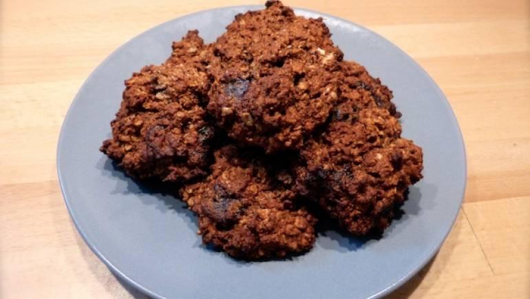 Cookies au chocolat #vegan