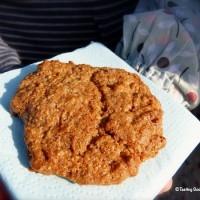 Tasting Good Naturally : Cookies végétalien à la banane et noix de coco
