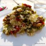 Tasting Good Naturally : Couscous de légumes #vegan