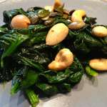Tasting Good Naturally : Epinards sautés #vegan