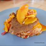 Tasting Good Naturally : Gratin de Butternut et riz #vegan
