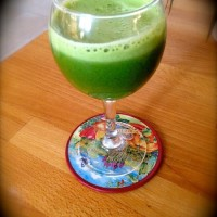 Tasting Good Naturally : Jus de légumes... vert #vegan