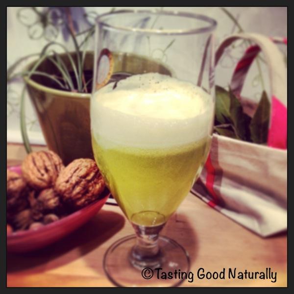 Tasting Good Naturally : Connaissez-vous les jus de légumes ? Moi je les découvre petit à petit. Cliquez ici pour découvrir cette première recette :) !