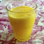 Tasting Good Naturally : Jus d'orange #vegan