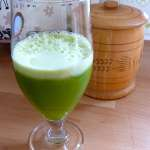 Tasting Good Naturally : Jus de roquette #vegan