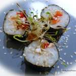 Tasting Good Naturally : Maki #vegan