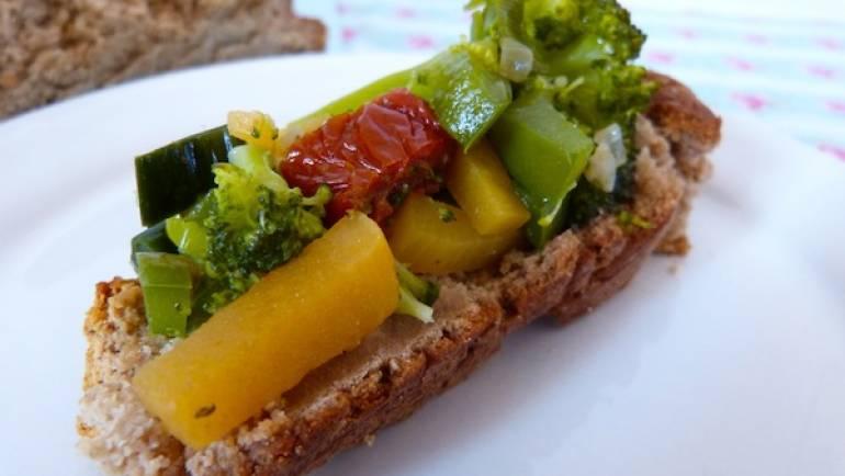 Poêlée de légumes variés – vegan