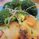 Tasting Good Naturally : l'histoire d'une recette de pommes de terre et brocolis #vegan