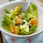 Tasting Good Naturally : Salade de fenouil et orange #vegan