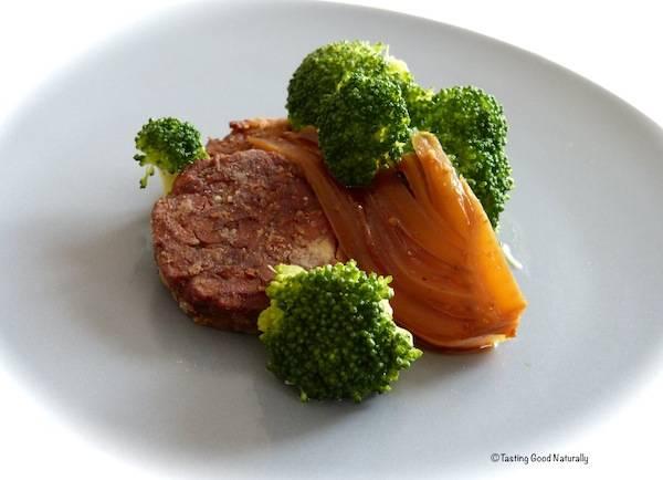 Tempeh aux brocolis et au fenouil – Végétalien –