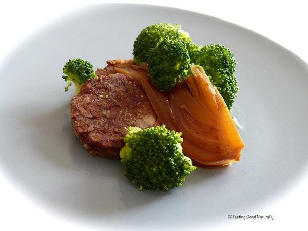 Tempeh aux brocolis et fenouil