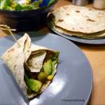 Tasting Good Naturally : Tortillas à la roquette #vegan