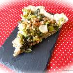 Tasting Good Naturally : Tarte à la baragane part #vegan