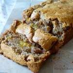 Gâteau végétalien aux mirabelles