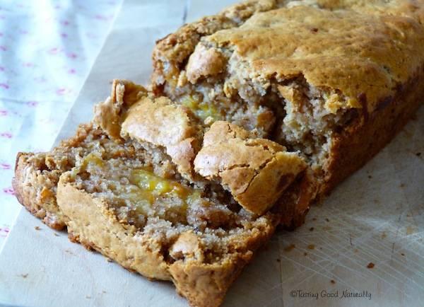 Tasting Good Naturally : Gâteau aux mirabelles #vegan