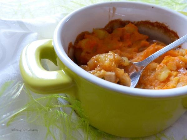 Tasting Good Naturally : Voici un plat vegan que les enfants adorent : Un parmentier végétalien aux cèpes et  champignons. Ce parmentier végétale est idéal à Noël ! Vous venez voir ?