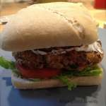 Tasting Good Naturally : Burger aux haricots blancs #vegan