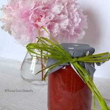 Tasting Good Naturally : Gelée confiture fraise abricots pomme sans sucre ajouté