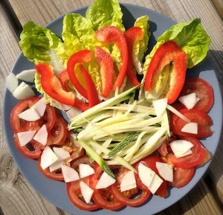 Légumes Bios ou pas ? #bio