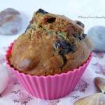 Muffin à la myrtille #vegan