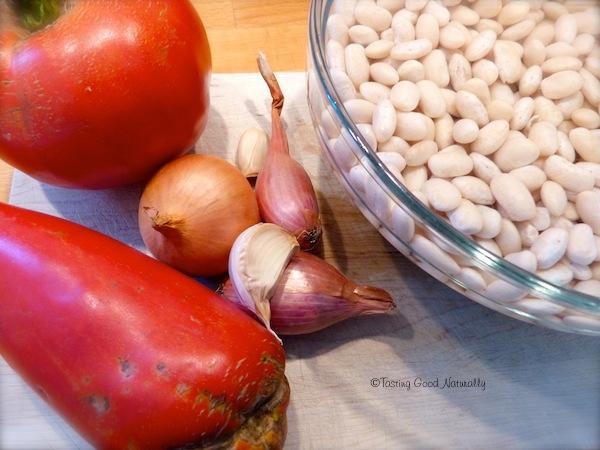 Tasting Good Naturally : Comment de faire de délicieux Haricots blancs à la tomate #vegan ? Cliquez ici pour en savoir plus :)