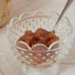 Tasting Good Naturally : Confiture de poires à l'eau de rose #vegan