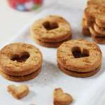 Tasting Good Naturally : Biscuits fourrés à la confiture sans gluten #vegan