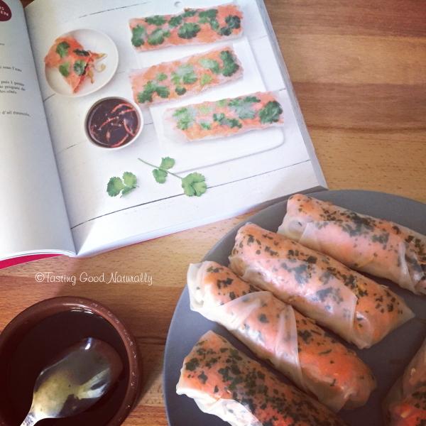 Tasting Good Naturally : Découvrez avec moi, le livre de Karen Chevallier : « Vegan - Recettes testées à la maison » - Hachette Cuisine, un livre qui conviendra à tout le monde !