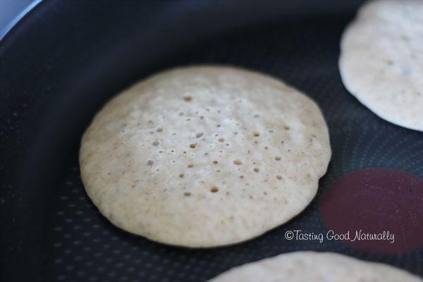 Tasting Good Naturally : Comment faire les Pancakes ? Je vous donne, ici, ma recette de base à personnaliser à volonté #vegan. Cliquez ici pour la découvrir.