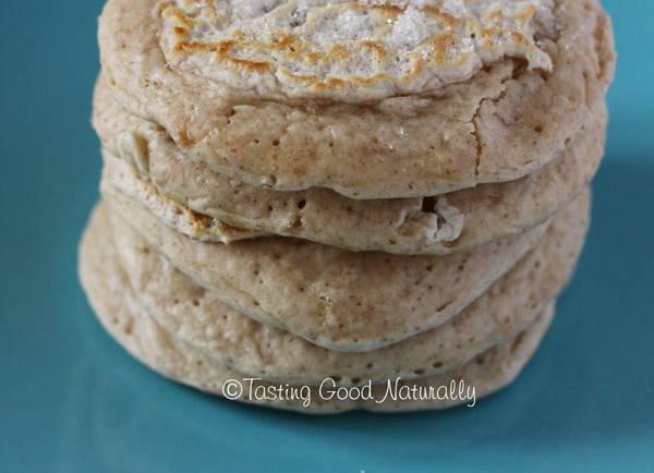 Tasting Good Naturally : Pancake recette de base #vegan