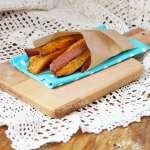 Frites de patates douces à la cannelle #vegan