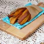 Tasting Good Naturally : Frites de patates douces à la cannelle #vegan