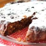 Tasting Good Naturally : Christmas Cake (Gâteau de Noël) Vegan