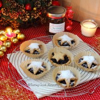 Tasting Good Naturally : Mince pies #vegan