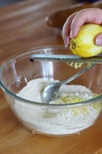 Tasting Good Naturally : Muffins au zeste de citron et graines de sésame préparation vegan