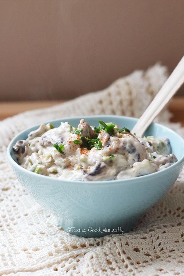 Tasting Good Naturally : Une petitesauce poireaux champignons #veganpour les pâtes, ça vous dit ? Il faut dire que c'est notre sauce du moment. LA sauce que tout le monde aime...