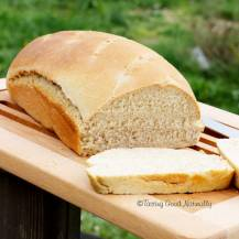 Tasting Good Naturally : Pain de Mie #Vegan