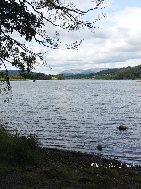 Tasting Good Naturally : Manger vegan en Angleterre - Lake District