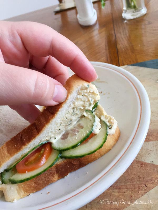 Tasting Good Naturally : Des idées pour un Picnic végane avec Sandwich et Smoothie #vegan, ça vous dit ?