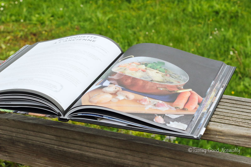 Tasting Good Naturally : Blanquette à l'ancienne #vegan - A la Française de Sébastien Kardinal