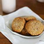 Tasting Good Naturally : Cookies à l'amande #vegan