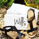 Coup de coeur : Sandales Footbed Wills London (Vegan Shoes)