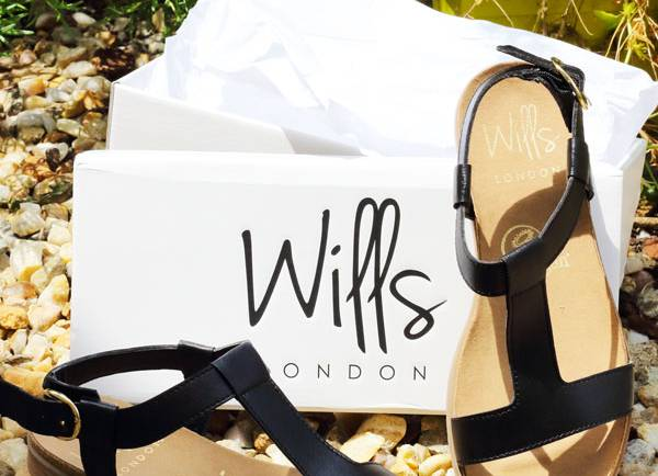 Coup de coeur : Sandales Footbed Wills London (Vegan Shoes)