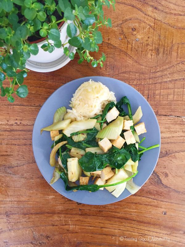 id e de repas express po l e de fenouil tofu et
