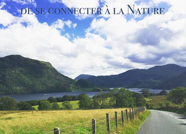 L'importance de se connecter à la nature