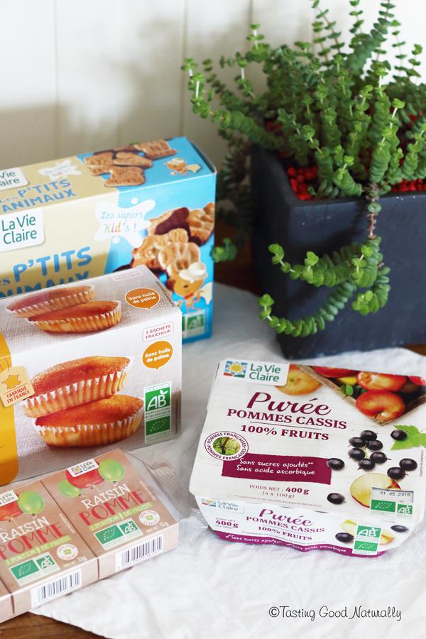Tasting Good Naturally : Aujourd'hui, je vous fait découvrir une petite sélection pour un petit goûter avec la Vie Claire. Vous venez la découvrir ?