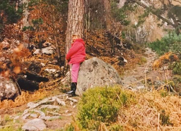 Tasting Good Naturally : Cette fois-ci, je vous amène dans un autre endroit cher à mon coeur, pour une méditation guidée «amour de soi» sur une montagne en Ecosse.